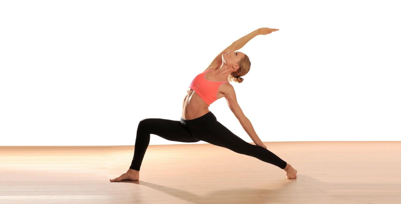 Vinyasa Yoga - May the Power Be With You - Esha Yoga